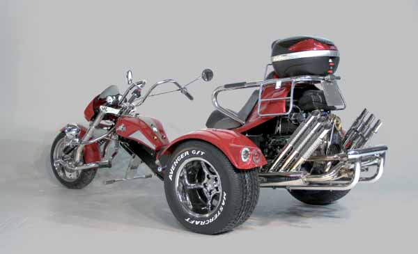trike port ton low rider vw. Black Bedroom Furniture Sets. Home Design Ideas